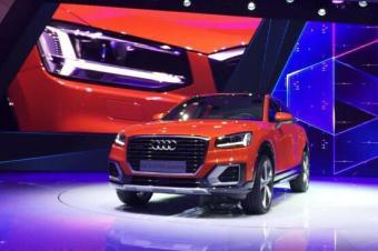 奥迪最小SUV加长并国产 Q2L将于11月上市