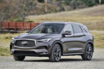 全新QX50 PK北美最畅销SUV,听美媒怎么说