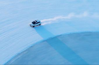 北汽新能源高寒测试 新出行全面深度体验