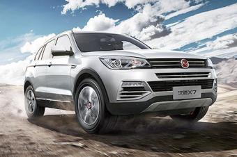 汉腾赶上SUV红利未来还有多大增长潜力?