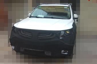 吉利新远景SUV自动挡内饰曝光 配大尺寸屏幕