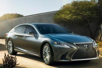雷克萨斯全新一代大型轿车LS是你唯一的选择吗?