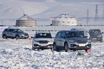 让神车告诉您零下40度冰雪路面如何安全驾车!