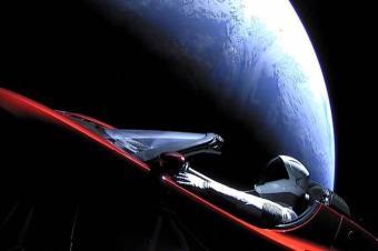 """""""特斯拉""""已进入太空 我们该想到什么?"""