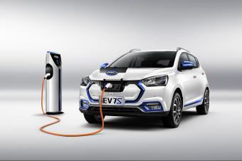 以产品应对竞争!解读江淮2018年新能源汽车发展