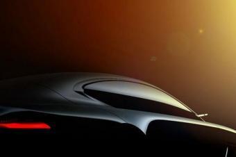 正道汽车HK 电动超跑概念车下月亮相日内瓦车展