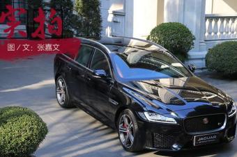 低调奢华的旅行家 实拍捷豹XF Sportbra