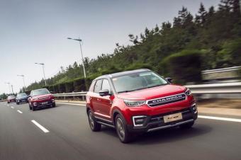 长安1月销量:三款SUV突破2万辆 睿骋CC抢眼