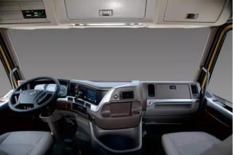 老司机的标配 乘龙H7带你体验非一般的感觉