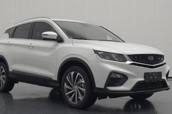 原宁网推荐 吉利全新小型SUV 搭载1.0T发动