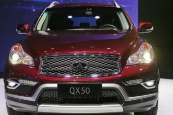 原宁网推荐 英菲尼迪QX50 2018年夏季上市