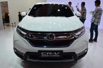 东风本田宣布被迫召回CR-V及思域