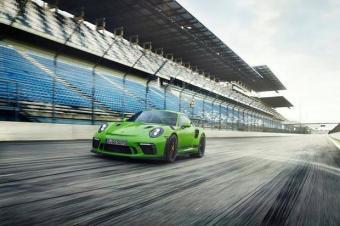新款保时捷911 GT3 RS即将亮相