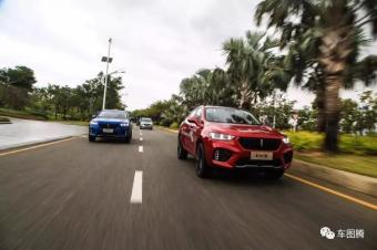 开启中国豪华车新时代,WEY拥有怎样的真实力?