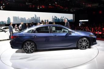 丰田最好看的一款车,22万国产会有人抢着买吗?