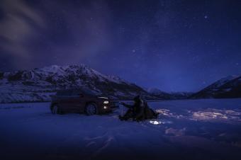 Jeep 4X4:有人眼里有湖水,有人眼有星光