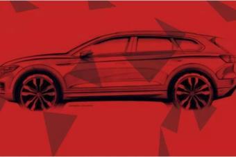 外形像奥迪Q7,气势不输卡宴,这款大众车即将换代