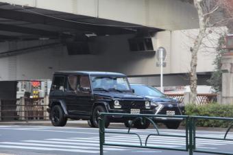 除了本田就是奔驰!为何德系车在日本这么受欢迎?