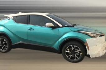 丰田国产全新小型SUV年中上市!