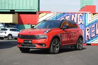 4款中国豪华品牌SUV推荐,颜值、配置远超洋品牌