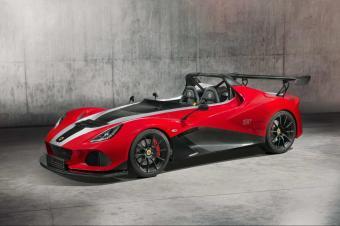 路特斯经典跑车3-ELEVEN现在有更强大的版本