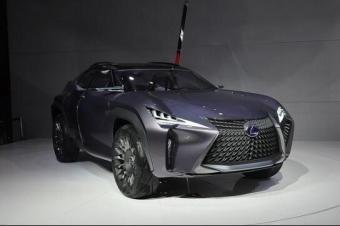 雷克萨斯推入门级SUV,20万起售必火!