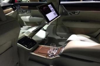 老板们的专享座驾 沃尔沃XC90将推三座荣誉版