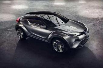 丰田全新SUV, 搭载10S-CVT
