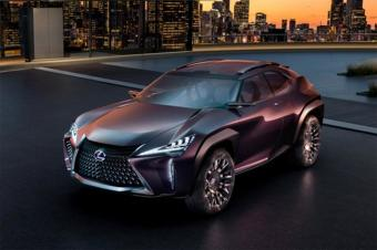雷克萨斯将推紧奏型SUV UX系