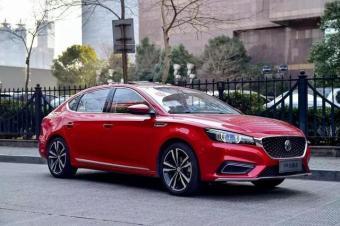 全新名爵6新车型将于3月上市