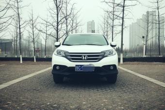 本田性价比最高SUV 综合实力均衡 丰田不是对手