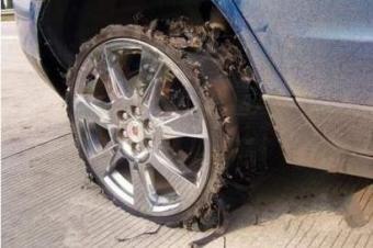补过的轮胎能不能跑高速?不注意这些小心车毁人亡!