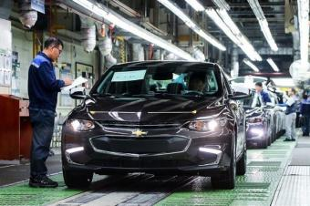 汽车品牌集体逃离韩国,通用汽车关闭韩国工厂求生