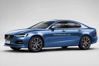 全新沃尔沃S60将于3月6日首发 年内入华