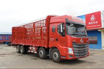 乘龙H7载货车 鲜活产品的运输利器