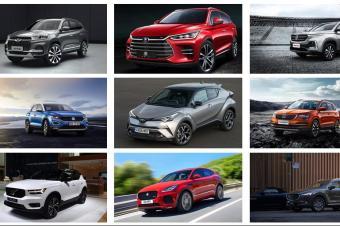 想买SUV再等等 2018年这九款SUV值得期待