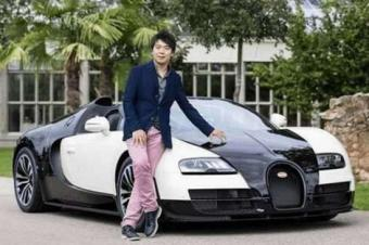 除私人定制2500万跑车,郎朗另一辆车却低调奢