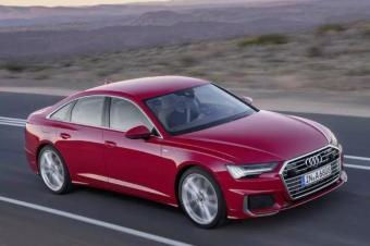 全新奥迪A6官图发布,比奔驰E级、宝马5系如何?