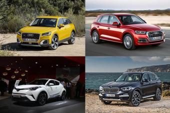 2018最值得期待车型:全新大指挥官、奥迪Q5L
