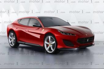 法拉利终妥协 明年开始生产混动车型和SUV