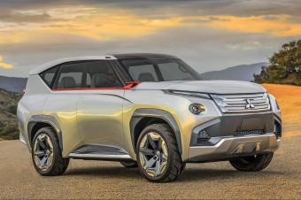 帕杰罗换代重启了?三菱计划推出新SUV