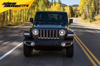 新款Jeep牧马人只将引进2.0T版本车型