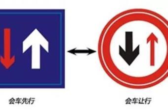 新交规来袭 开车上路注意这5组标志