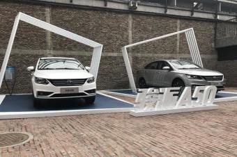 这A级车丰田底盘,5.59万开卖抢帝豪生意