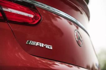 入门级的AMG SUV开起来究竟是一种什么体验