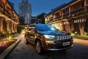 全新Jeep大指挥官要做中大型7座SUV搅局者