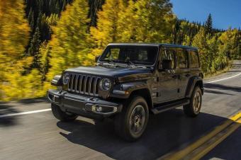 Jeep牧马人将推出无框式结构