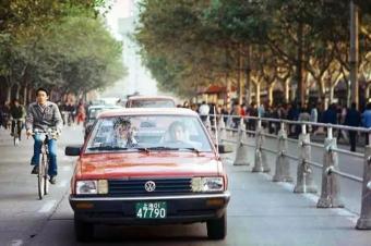 曾经风靡我国大街上的神车,你记得哪几款?