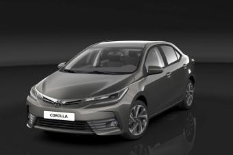 一汽丰田新款卡罗拉家族-增配上市 售12.28万