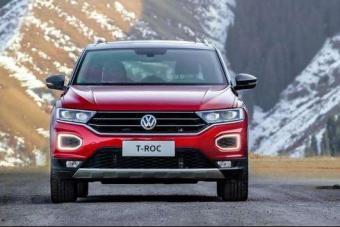 一汽-大众全新中型SUV首发 年底公布正式命名